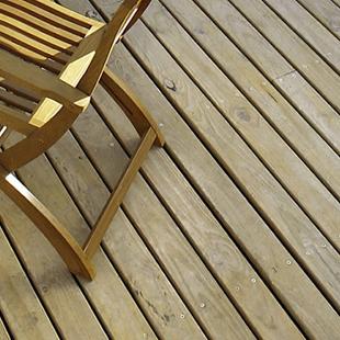 pino deck